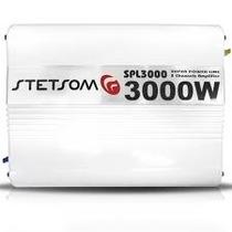 Amplificador Spl3000 Stetsom 3 Canais