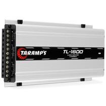 Amplificador Taramps Tl 1800 530w Rms 3 Canais+ Frete Grátis