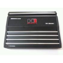 Modulo Amplificador Hurricane H1 600w Rms 2 Ohms