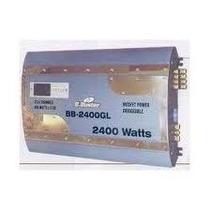 Módulo Amplificador B.buster 2400gl / 2400 Watts