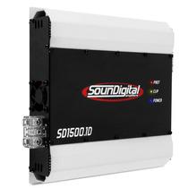 Modulo Amplificador Soundigital Sd1k5.1 1500w Rms 2 Ohms