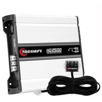 Taramps Hd 2500 Amplificador Digital 2998w Rms +brinde+frete