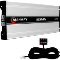 Modulo Amplificador Taramps Hd 8000 Digital 8000 Wrms Hd8000