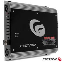 Módulo Amplificador Stetsom Vulcan 3k3 Eq 3300w Rms 2 Ohms