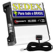 Modulo Amplificador Taramps Hd 1200 Rms Digital + Sedex