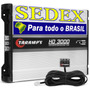 Modulo Taramps Hd 3000 Amplificador Digital 3598w Rms Sedex