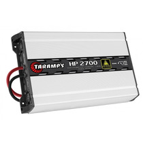 Amplificador Digital Taramps Hp 2700 Alta Voltagem 2700w Rms