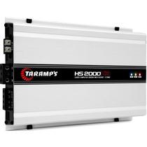 Modulo Amplificador Taramps Hs2000 X3 2000 Rms 3 Canais