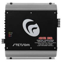Módulo Amplificador Stetsom Vulcan 4k2 Eq 4200w Rms + Brinde