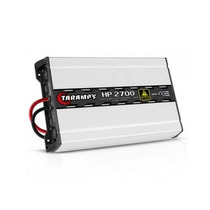 Amplificador Hp2700 1x2700w Rms 1 Ohms Taramps
