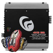 Módulo Amplificador Stetsom 4k2 2 Ohms Mono + Controle