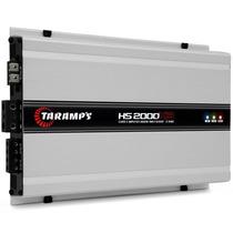 Modulo Amplificador Taramps Hs 2000x3 3 Canais Até 2400w Rms