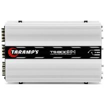 Módulo Amplificador Digital Taramps Ts 800x4 4 Canais 2 Ohms