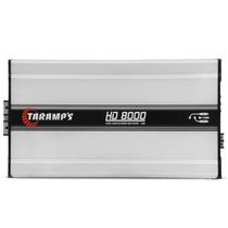 Módulo Amplificador Taramps Hd 8000 9595w Competição + Frete