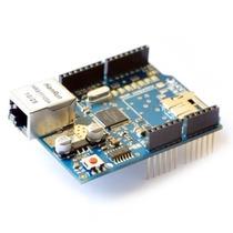 Arduino Wiznet W5100 Ethernet Shield