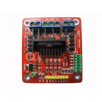 Driver Controlador Motor De Passo L298n 2 Canais - Arduino