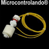 Sensor Nível Água Líquidos Chave Onoff Aquário Arduino Caixa