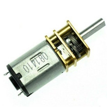 Motor Dc 3v-12v 100rpm C/ Caixa De Redução - Arduino Robotic