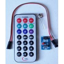 Controle Remoto Infravermelho - Arduino Módulo Ir - Arduino