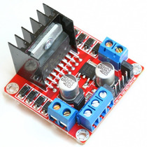 Módulo Ponte H L298n Para Motor De Passo, Arduino + Esquema
