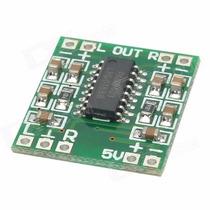 Placa Amplificadora Pam8403 2 Canais 3w - Arduino