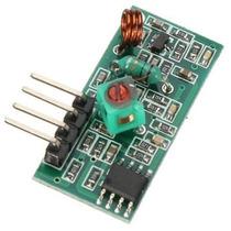 Módulo Receptor Rf - 433mhz Arduino, Amr, Pic Melhor Preço