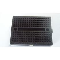 02 Placa Protoboard Montagem Circuitos 170 Furos 2 Pçs