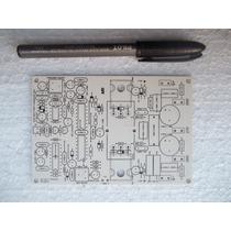 Placa Para Montar Amplificador Classe D De 1500wrms