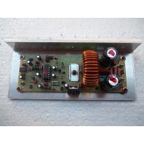 Placa Montada De Amplificador Classe D (até 1000wrms/2ohms)