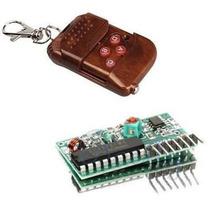 Módulo Rf 315 / 433mhz Controle E Receptor Arduino Pic Id881