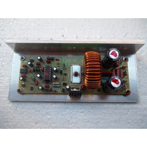 Placa Montada De Amplificador Classe D (até 700wrms/4ohms)