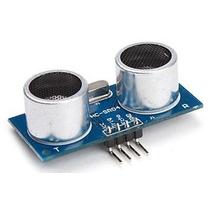 Sensor Ultra Sonico Hc-sr04 Ultrasom Pic Arduino Ultra Som