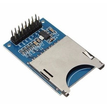 Módulo Shield Sd Card Para Arduino Pic Arm (pronta Entrega)