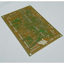 Placa Amplificador 200w 2sc5200 / 2sa1943