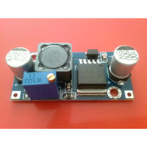 Regulador De Tensão Lm2596s Dc-dc Step-down Arduino