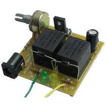 Controlador de velocidade pwm