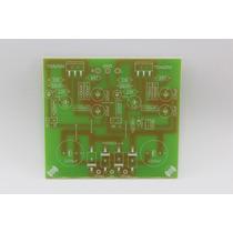 Placa Para Montar Amplificador Estéreo Hi-fi 70w Tda2050