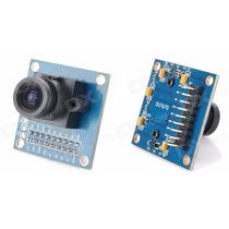 Câmera Vga Ov7670 Para Arduino Pic Avr A Pronta Entrega Pc