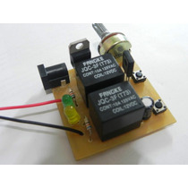 Driver Controle Motor Dc Cc 6v,12v E 24v,velocidade, Ponte H