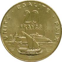 Djibuti - 20 Francos 2010