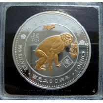 Moedas - Togo - 1000 Francs 2004 - Proof - Bimetálica