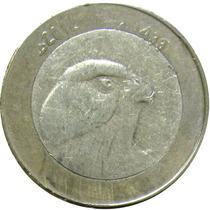 Argélia - 10 Dinares 2012 (falcão)