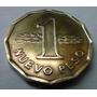 Moeda 1 Nuevo Peso -uruguai -excelente Estado-1975