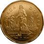 Moeda Comemorativa Do Canadá 2005 1 Dolar Terry Fox Fc