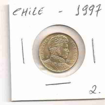 Ml-0690 - Moeda Do Chile - 10 Pesos - 1997