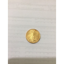 5 Dólares De Ouro - 1/10 Oz - 2000