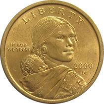 Estados Unidos - 1 Dolar 2000 (sacagawea)