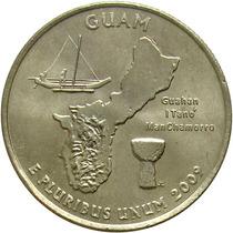 Estados Unidos - 25 Cents 2009 (guam)