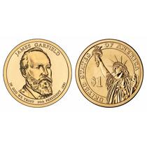 Moeda Estados Unidos 2011 1 Dolar James Garfield
