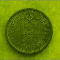 10 Escudo 1986 Republca Portuguesa